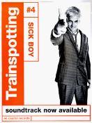 Film Poster Trainspotting Soundtrack Sick Boy