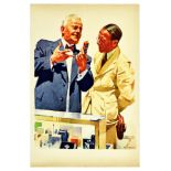 Advertising Poster Agfa Photography Hohlwein Film Camera Art Deco