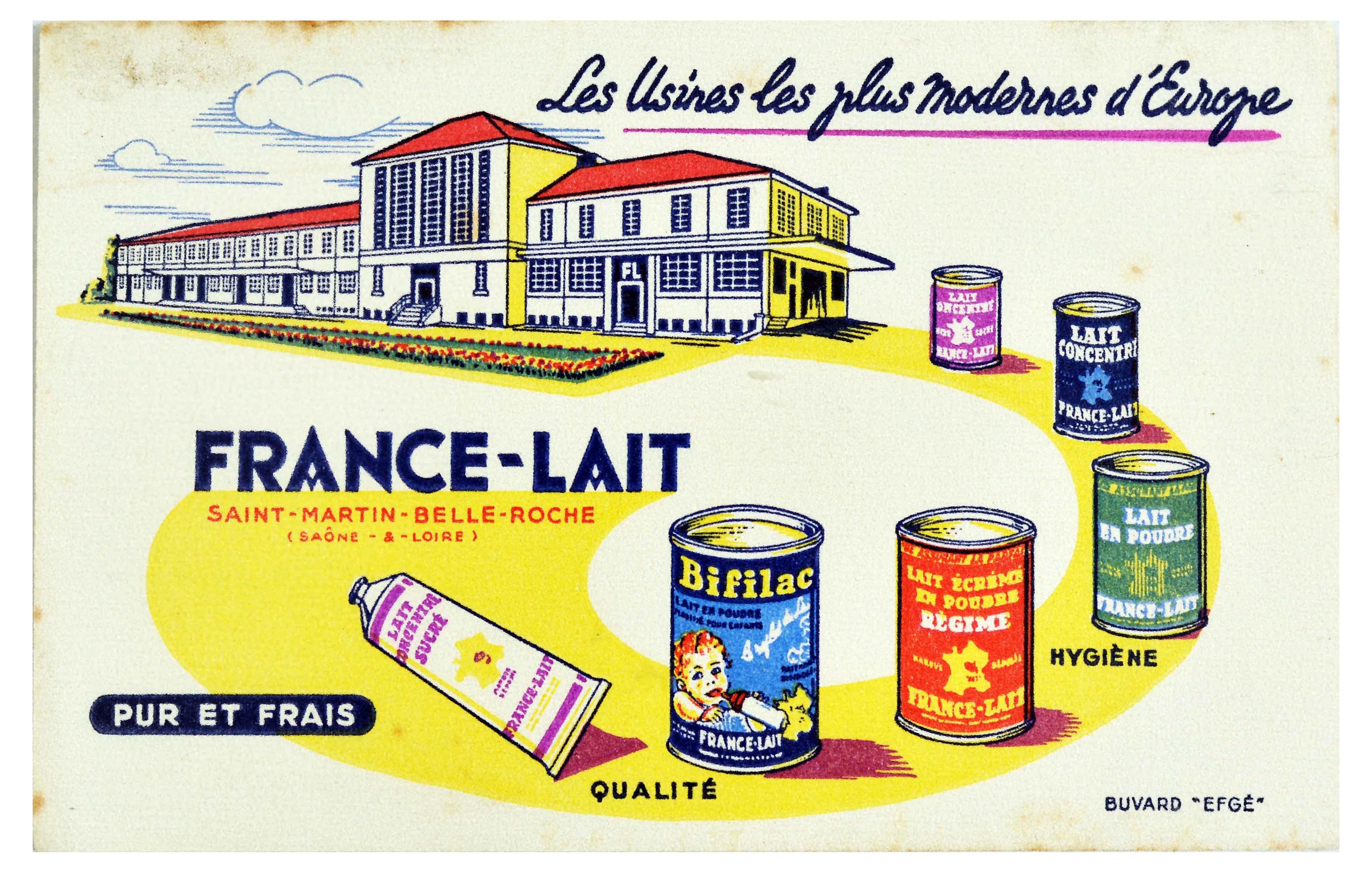 Set Advertising Posters Viandox Sauce Dairy Milk Cheese - Image 2 of 3