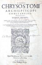 Chrysostomus,J.