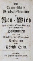 Evangelischen Brüder-Gemeine, Der,
