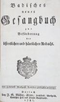 Badisches neues Gesangbuch