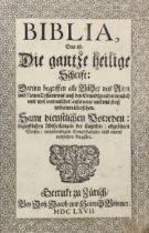Biblia germanica.