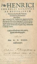 Agrippa von Nettesheim,H.C.