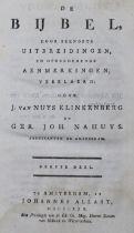 Nuys Klinkenberg,J.v. u. G.J.Nahuys.
