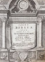 Biblia hungarica.