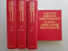 South African Bibliography 4 Bde.