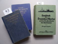 Handbuch Marine + 2 TB Kriegsflotten