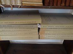 Catalogue Books British Museum 12 Bde