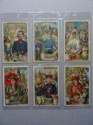 Liebig-Bilder - 52 Serien