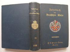 Jahrbuch Adel Bd. 3