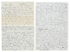 Brod - 49 Briefe (+ 1 PK) an Weltsch