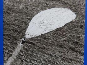 Heißluftballon Helgoland Agfa Album