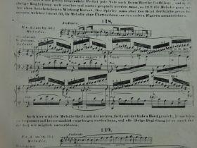 Czerny - Pianoforte-Schule 4 Bde.