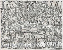 Karl V. - Peinlich Halßgericht 1609