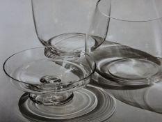 Geschirr/Glaswaren 4 Fotographien