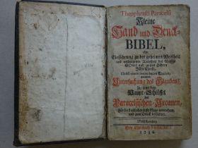 Paracelsus - Hand- und Denck-Bibel