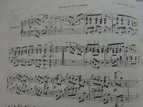 Schubert - Momens Musicals