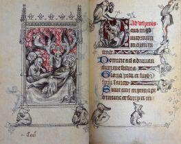 Stundenbuch Jeanne d'Evreux