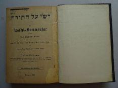 Dessauer - Raschi-Kommentar