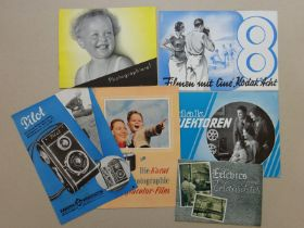 Fotoapparate - 16 Kataloge/Prospekte