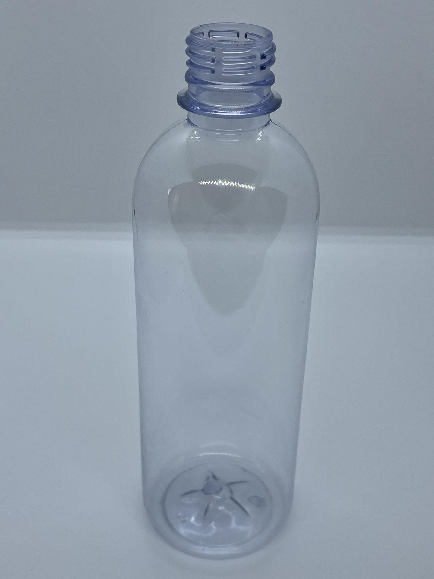 """30,000 - 16 oz Empty Bullet Plastic Bottles, Neck Threading 28-410, 8"""" Tall, 2.5"""" Diameter - Image 3 of 8"""