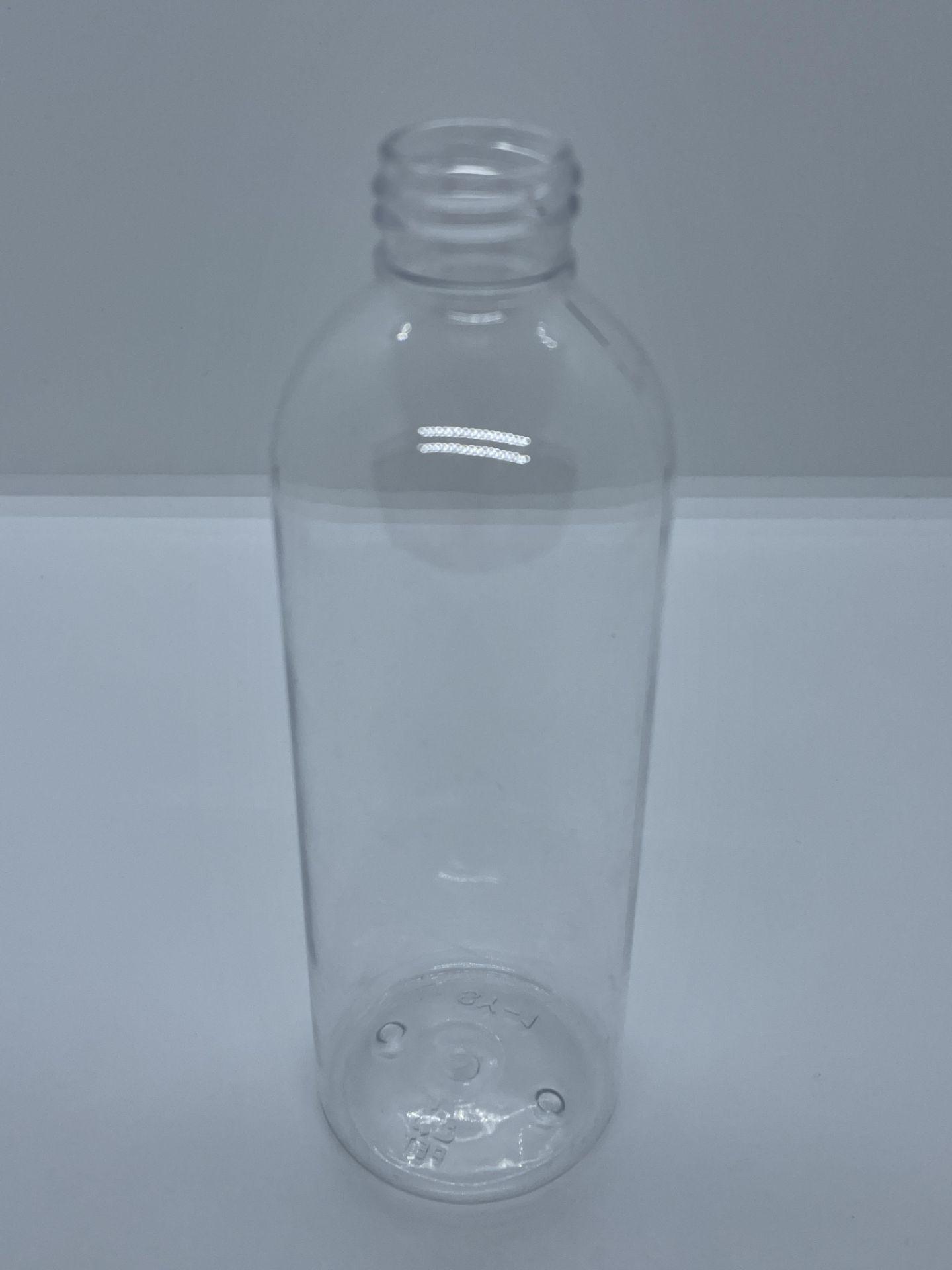 "75,000 - Clear Plastic Bullet 8 oz Empty Bottles, 24-410 Threading Neck, 6.25"" Tall, 2"" Diameter - Image 2 of 5"