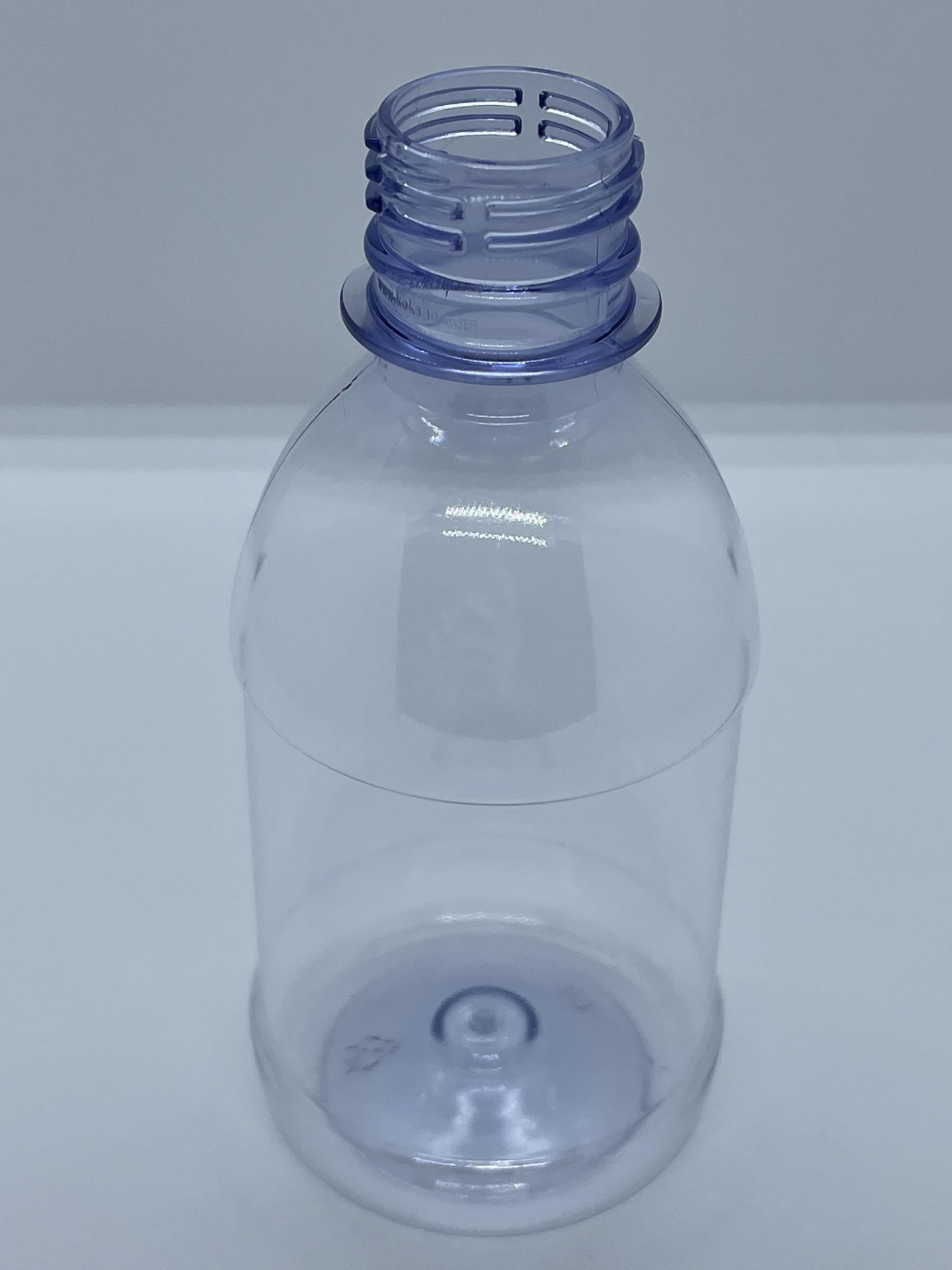 "158,000 - 8 oz Empty Plastic Bottles, Neck Threading 28-410, 5.25"" Tall x 2.25"" Diameter - Image 2 of 5"