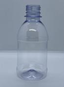 "79,000 - 8 oz Empty Plastic Water Bottles, Neck Threading 28-410, 5.25"" Tall x 2.25"" Diameter"