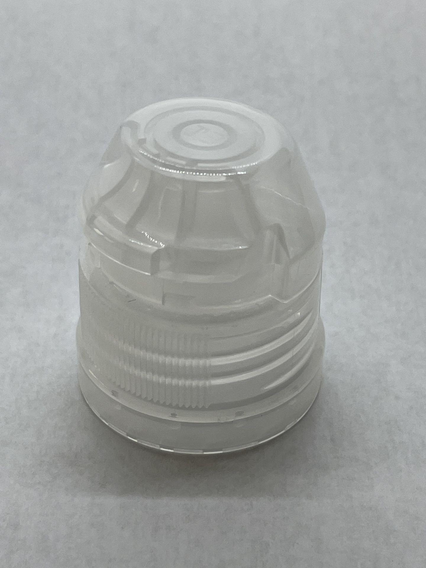 170,000 - Popular Aptar Water bottle sport cap for 16 oz bottle, 28-410 Threading - Image 3 of 6