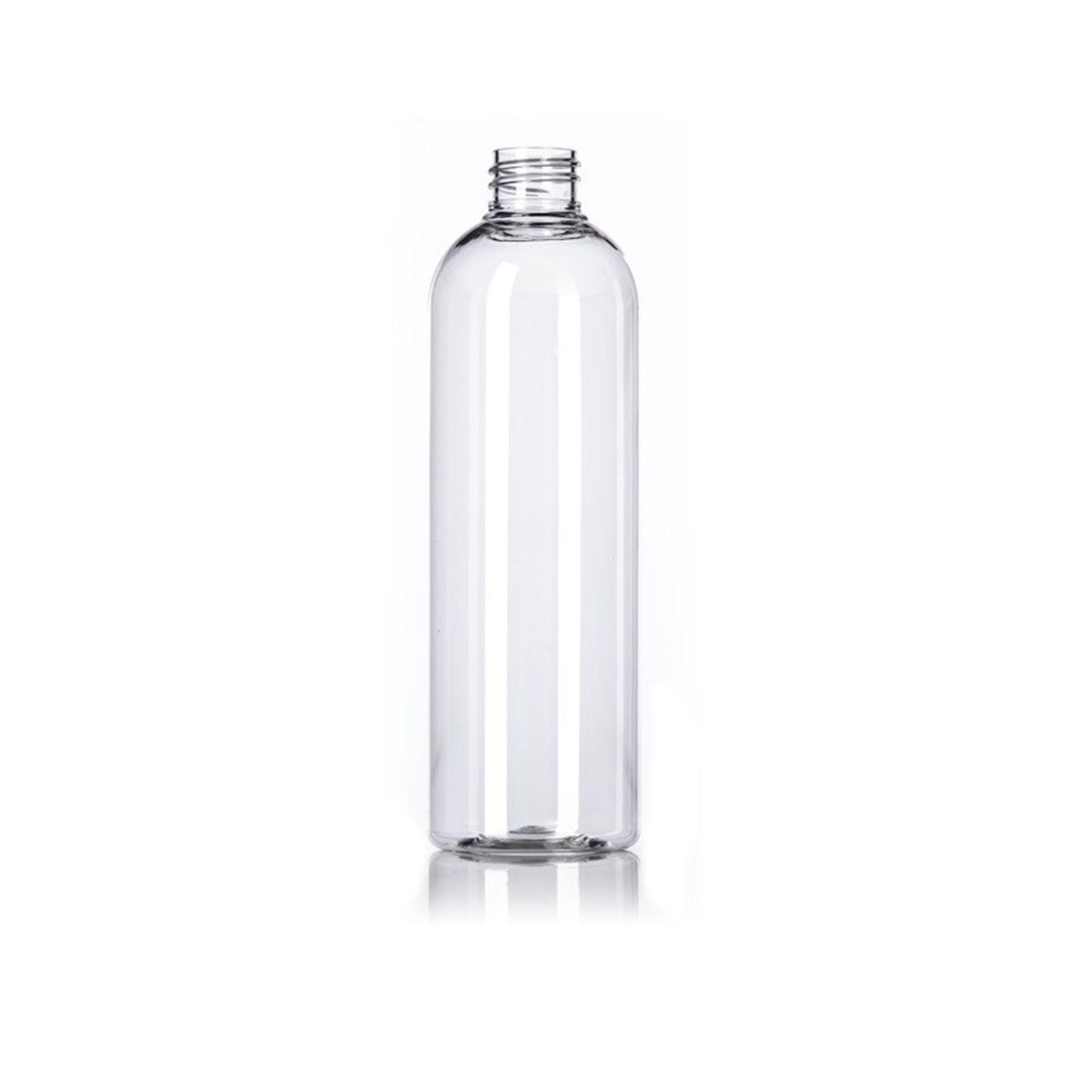 """30,000 - 16 oz Empty Bullet Plastic Bottles, Neck Threading 28-410, 8"""" Tall, 2.5"""" Diameter"""