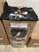 44 Piece - Mixed Clothing Lot: 34 Panther racing T-Shirts various sizes, 10 DriFire Tactical Shirts