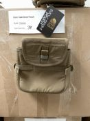 38 Granite Tactical Gear Saw Drum Pouches in Coyote, Tactical Gear