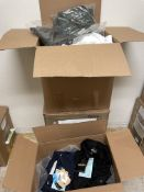 38 Mixed Tactical Clothing, Shirts and Uniforms, Some with defects and Used