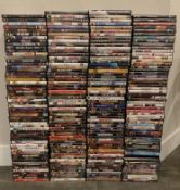 GIANT COLLECTION OVER 230 DVD'S EVERY MOVIE IS A MAJOR TITLE