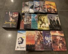VERY RARE COLLECTION OF CHINESE HARD TO FIND DVD MOVIES