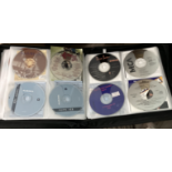 Collection of Music Cds and Computer Games, various genres