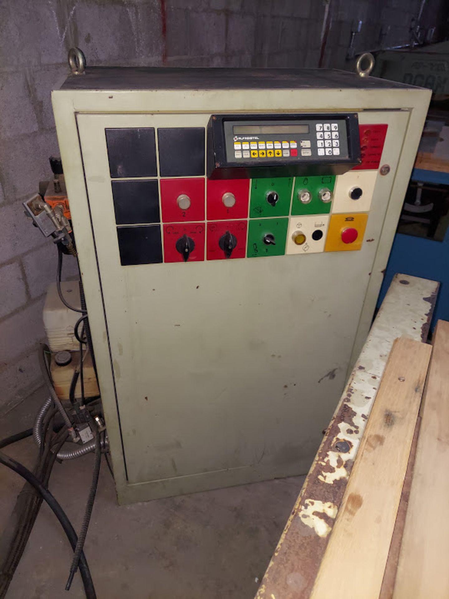 SCMI Center Machine, Model #Center, 1 - Shaper Head 230 Volt 3 Phase, Sanding Station, Power Feed - Image 7 of 7