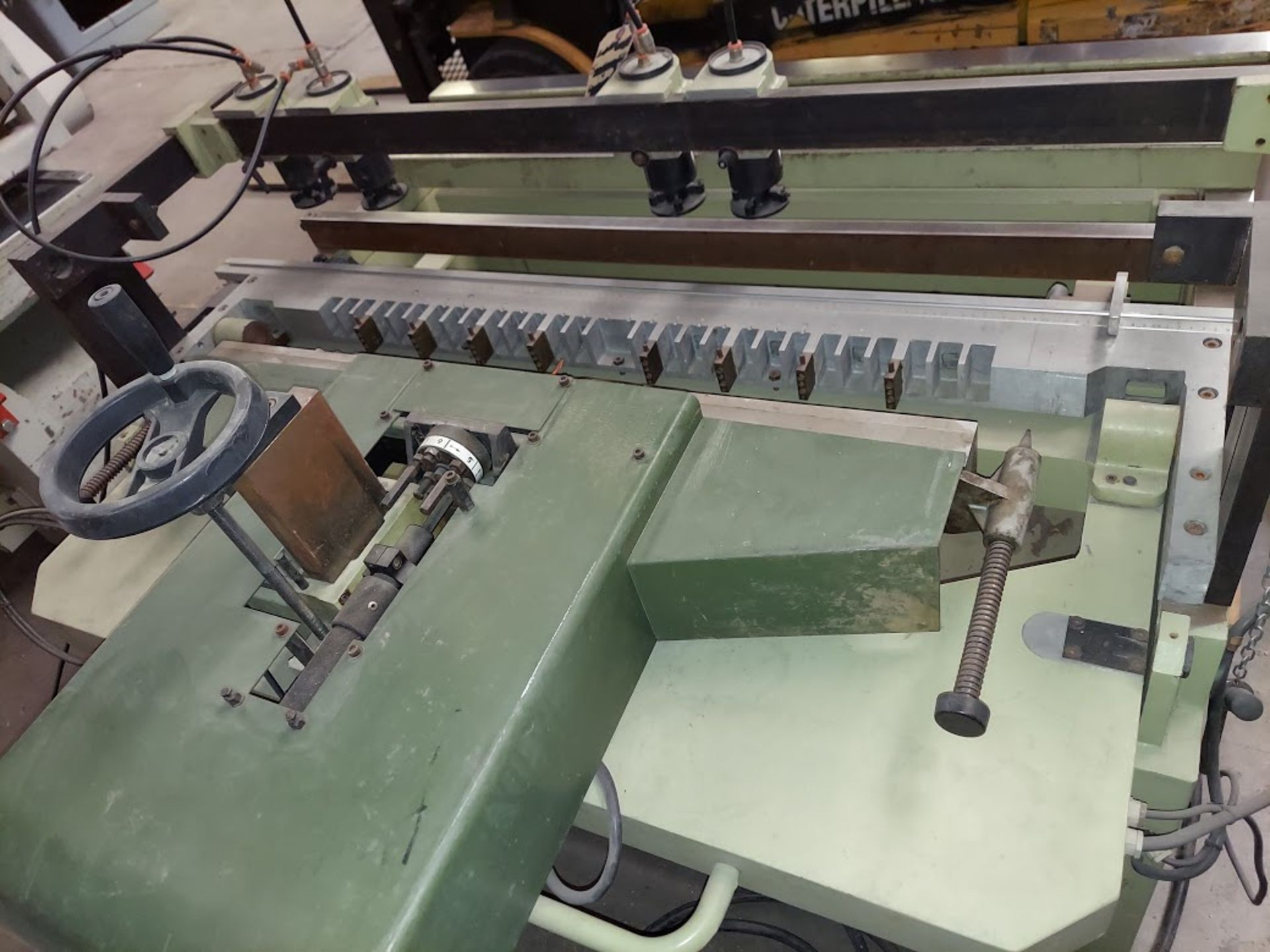 SCMI Construction Line Boring Machine, Model #MB29, 29 Spindles, 230 Volts 3 Phase - Image 3 of 6
