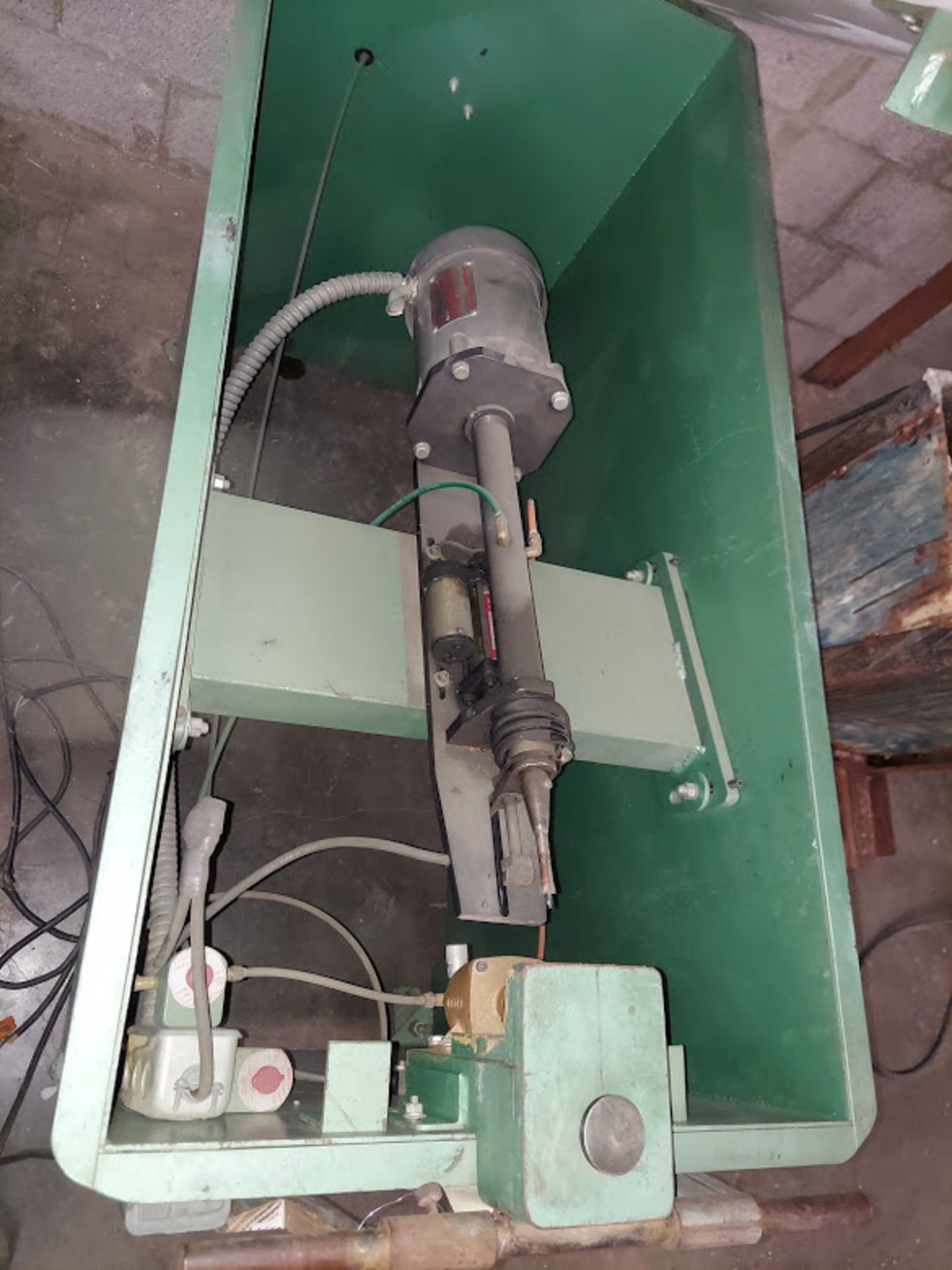 Evans & Royal Pocket Boring Machine, Model # 600, Dayton 115 Volts 1 Phase Motor - Image 3 of 4