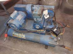Emglo Electric Air Compressor, 1.5 HP 115 Volts