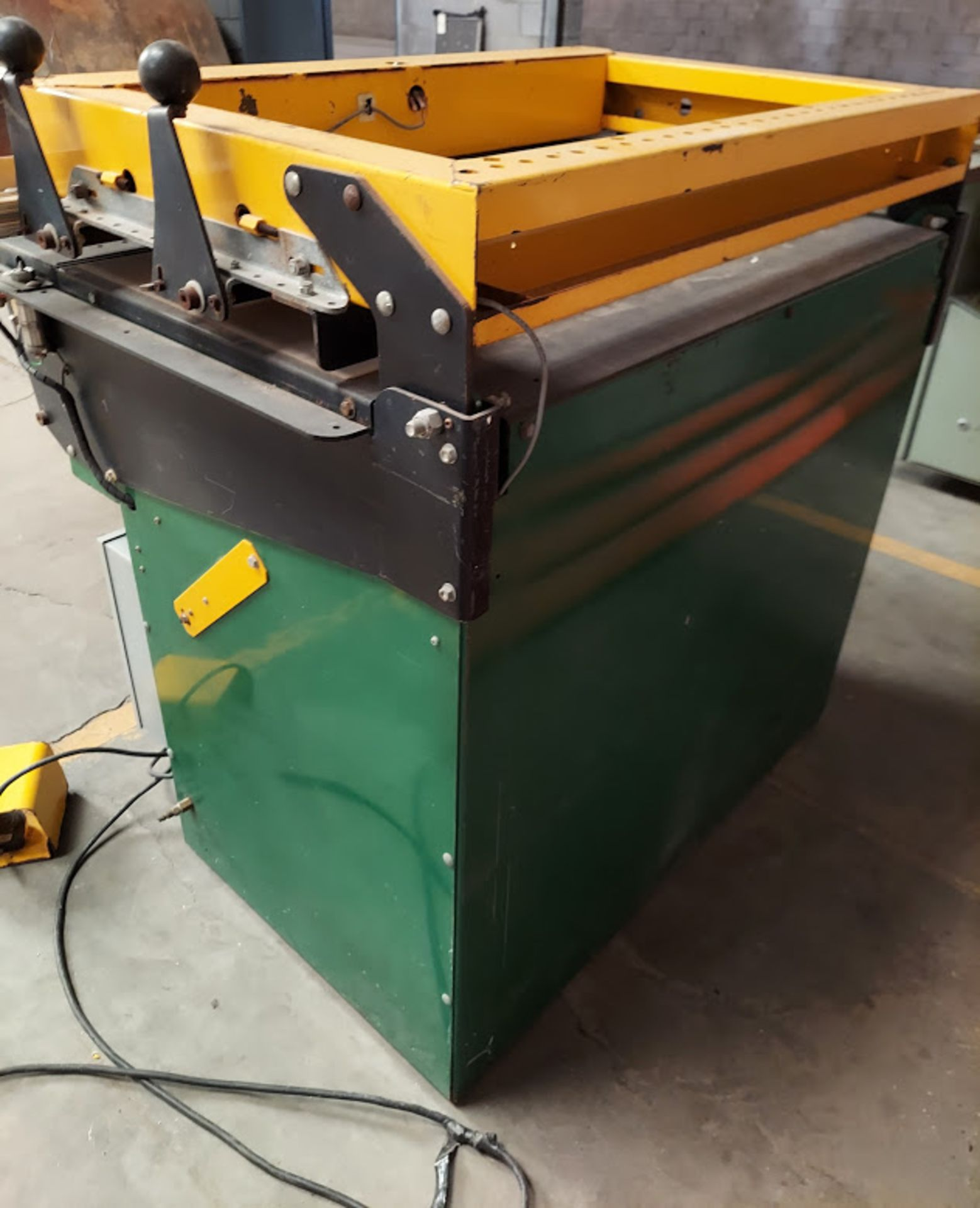 Castle LB-30 Line Boring Machine, Single head with 30 Spindles, 230 Volts 1 Phase - Image 2 of 5