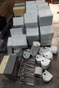 Lot of Paper Towel Dispensers, Qty - 40 +