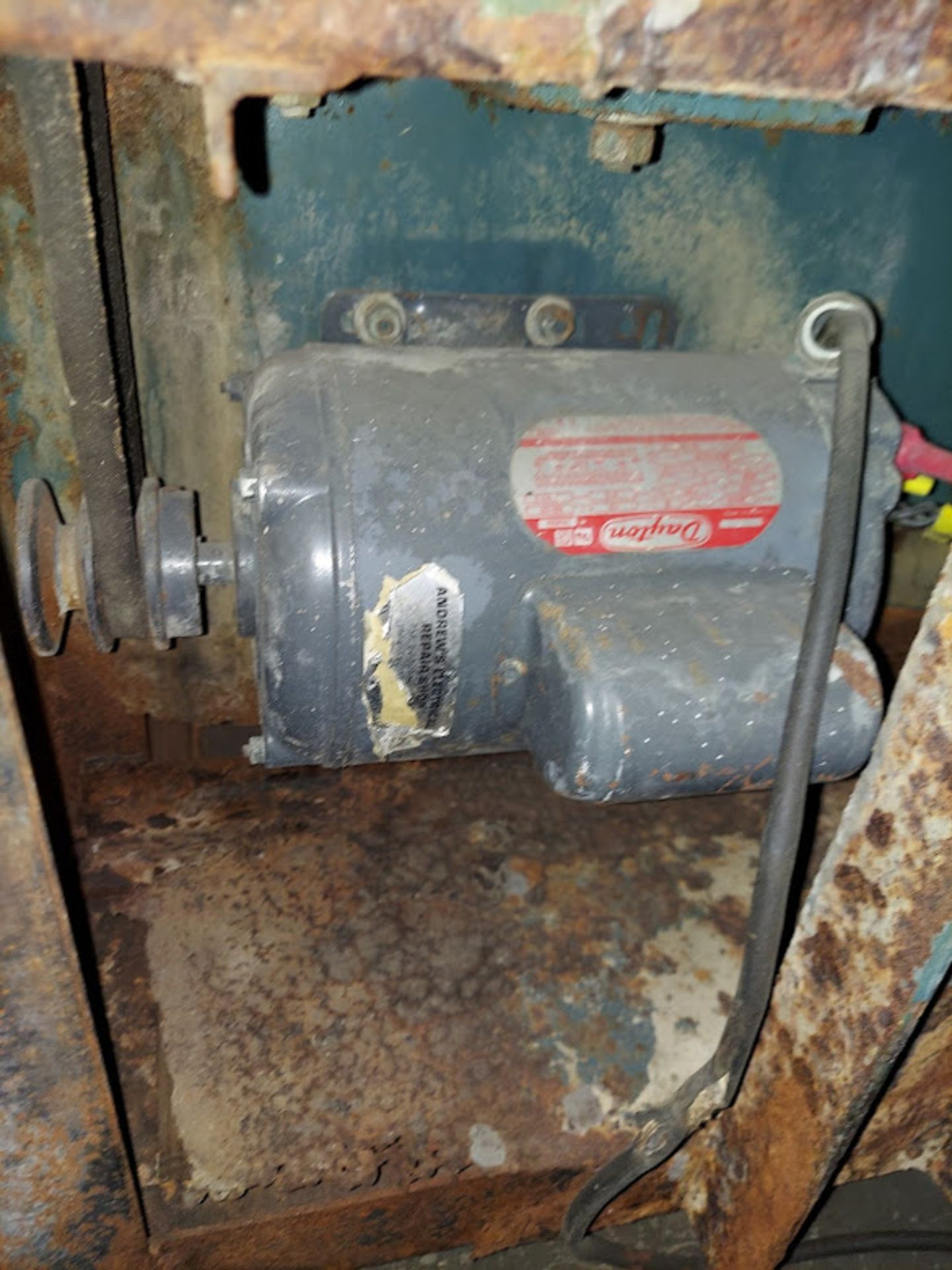 "Somaca 106"" Wet Abrasive Belt Machine with Roller Platen, Model # BM-1060-RP, 115 Volts - Image 4 of 4"