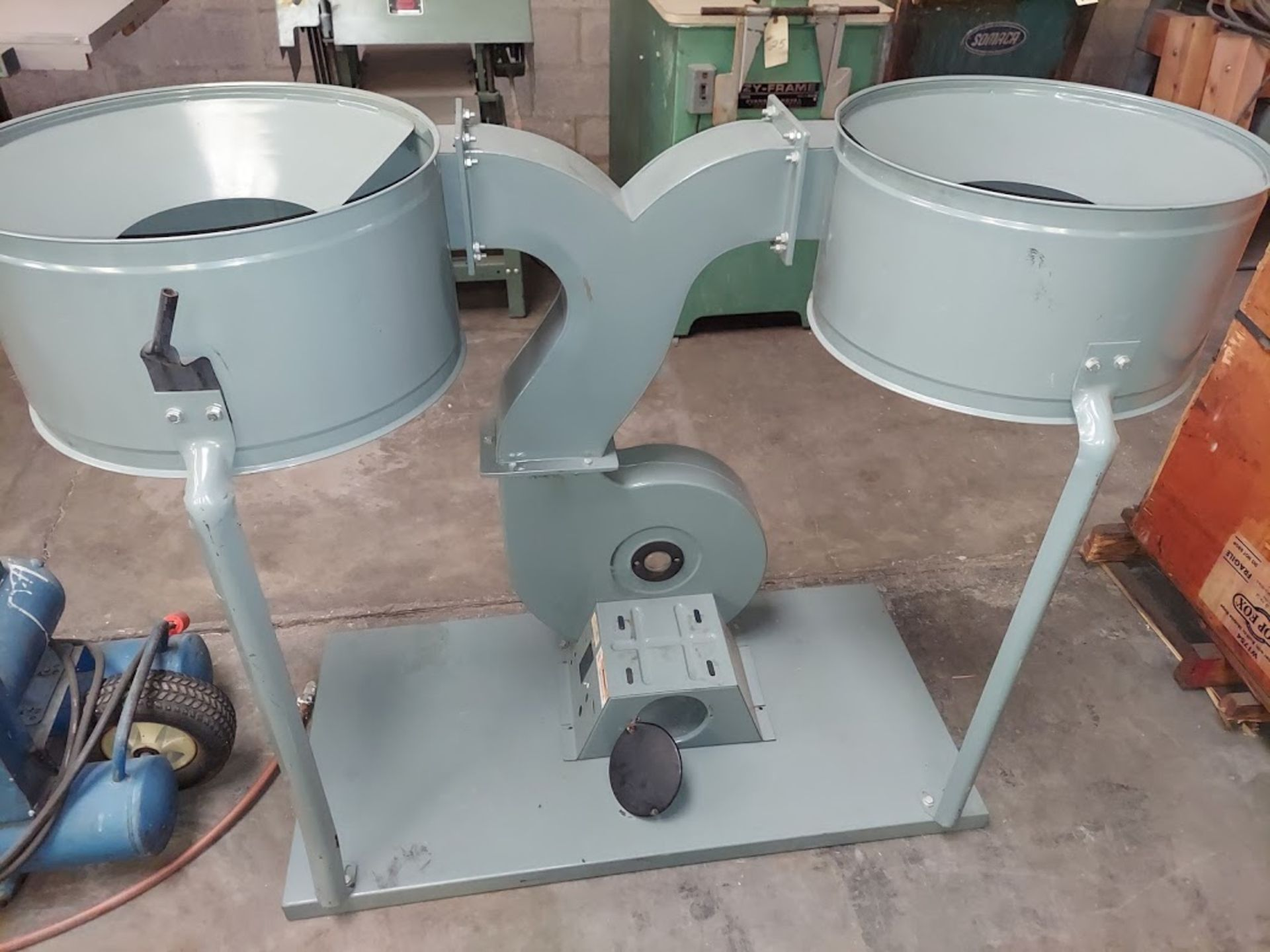 King 4 Bag Dust Collector Parts - Image 2 of 2