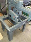 "Delta 14"" Radial Arm Saw, Model #33-072, 230 Volt 3ph"
