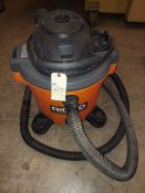 Ridgid Shop Vac on wheels, Model #WD12701, 120 Volt