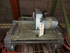 "Elu 10"" Muhlacker Miter Table Saw, Model #TGS 171, 220 Volt 1ph"