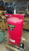 Husky Pro 80 Gallon Air Compressor, Model # HS781004AJ, 4 Hp 230 Volt 1ph