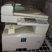 Ricoh Copier, Model #Aficio 1013, 115 Volt